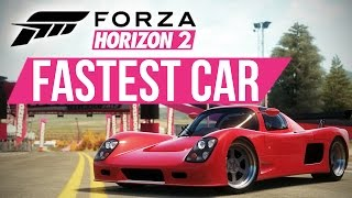 Forza Horizon 2 - FASTEST CAR IN THE GAME & BARN FIND Gameplay Walkthrough Part 37