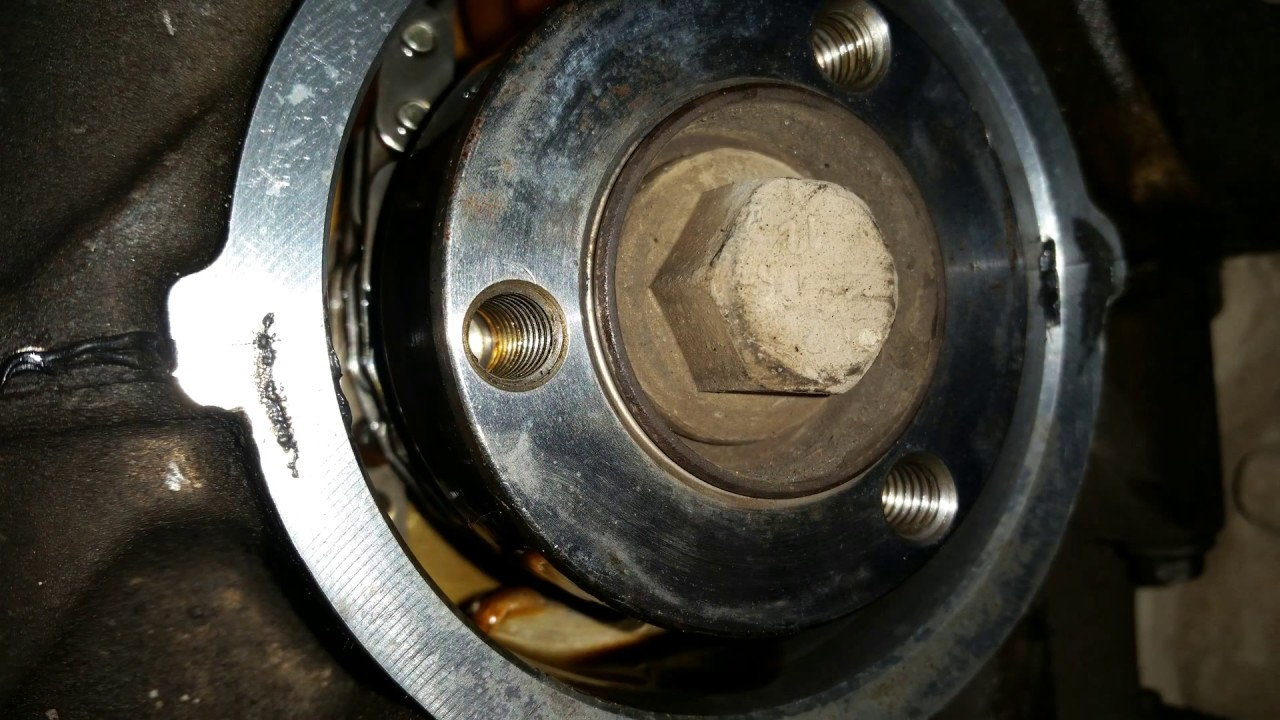 ситроен с4 1.4 сальник распредвала замена