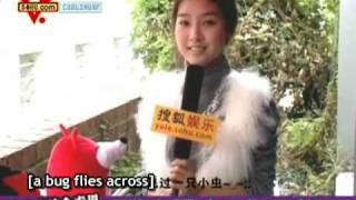 Kim So Eun interview with Sohu