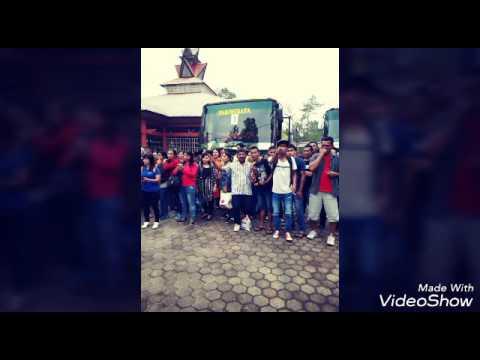 DJ naik turun bus malehoy
