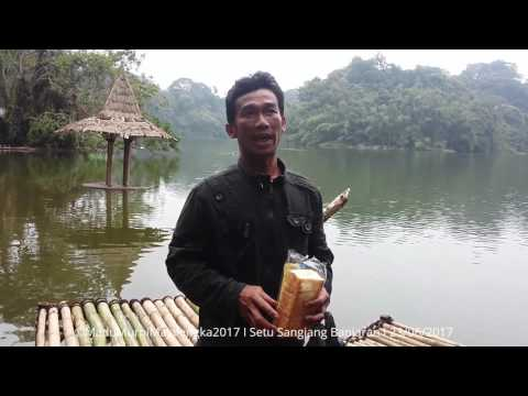 perjalanan-aki-kamid-full-ke-situ-sangiang-banjaran-majalengka-i-holyd-honey-travel