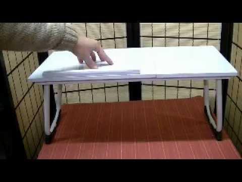 Bandejas de cama atril con patas youtube - Patas para camas ...