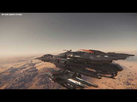 Star Citizen | New Ride With The Wife !