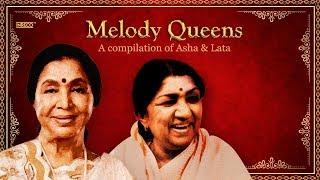 Best Of Asha Bhosle Hits   Superhit Romantic Lata Mangeshkar   R  D  Burman