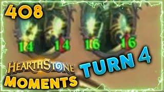 Rogue Turn 4 Power!! | Hearthstone Un