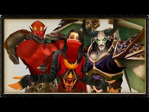 ¿Que le paso a MAL'GANIS Y JARAXXUS en World of Warcraft LEGION?