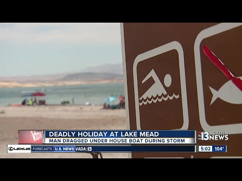 Deadly holiday weekend in Lake Mead National Recreation Area