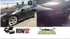 Stockton Pick-N-Pull Celica junk yard parts hunt 11/4/18