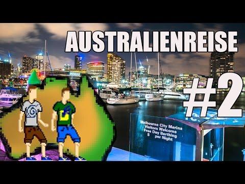 """Pinguine und """"free"""" Wifi! Unsere erste Woche in Melbourne! Australienreise #2"""