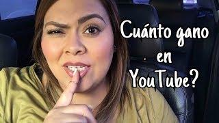 Vlog: Preguntas y Respuestas - Cuánto gano en Youtube?