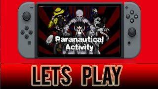 Paranautical Activity - Nintendo Switch