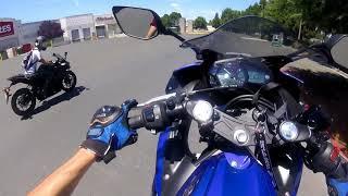 R3 Stunt Bike Build