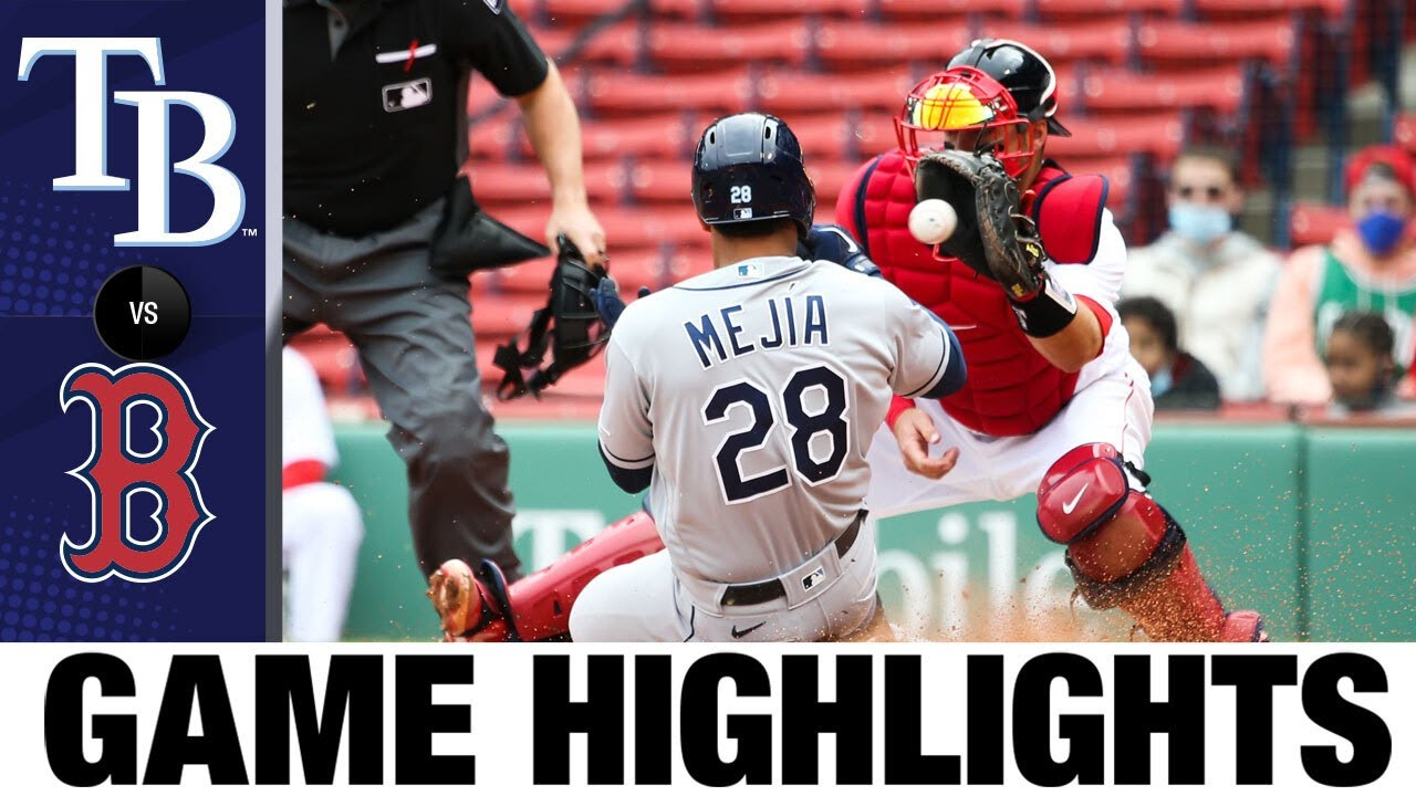 Download Rays vs. Red Sox Game Highlights (4/7/21)   MLB Highlights