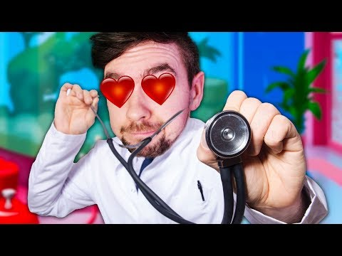 I Am The Love Doctor!