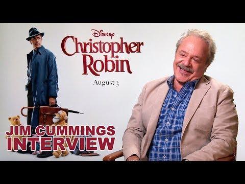 CHRISTOPHER ROBIN: Jim Cummings