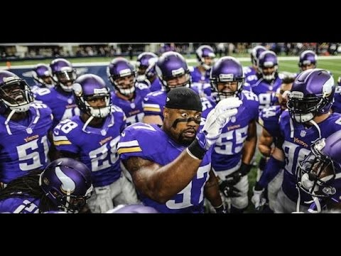 Minnesota Vikings 2016-2017 Season Pump Up