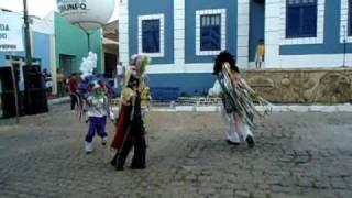 Os Caretas de Triunfo - PE (Museu do Cangaço 12-06-2010)
