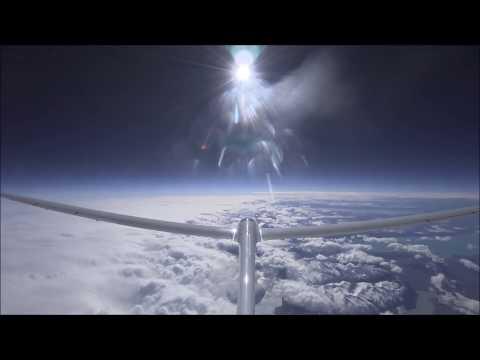 Perlan 2 Glider Altitude Worldrecord