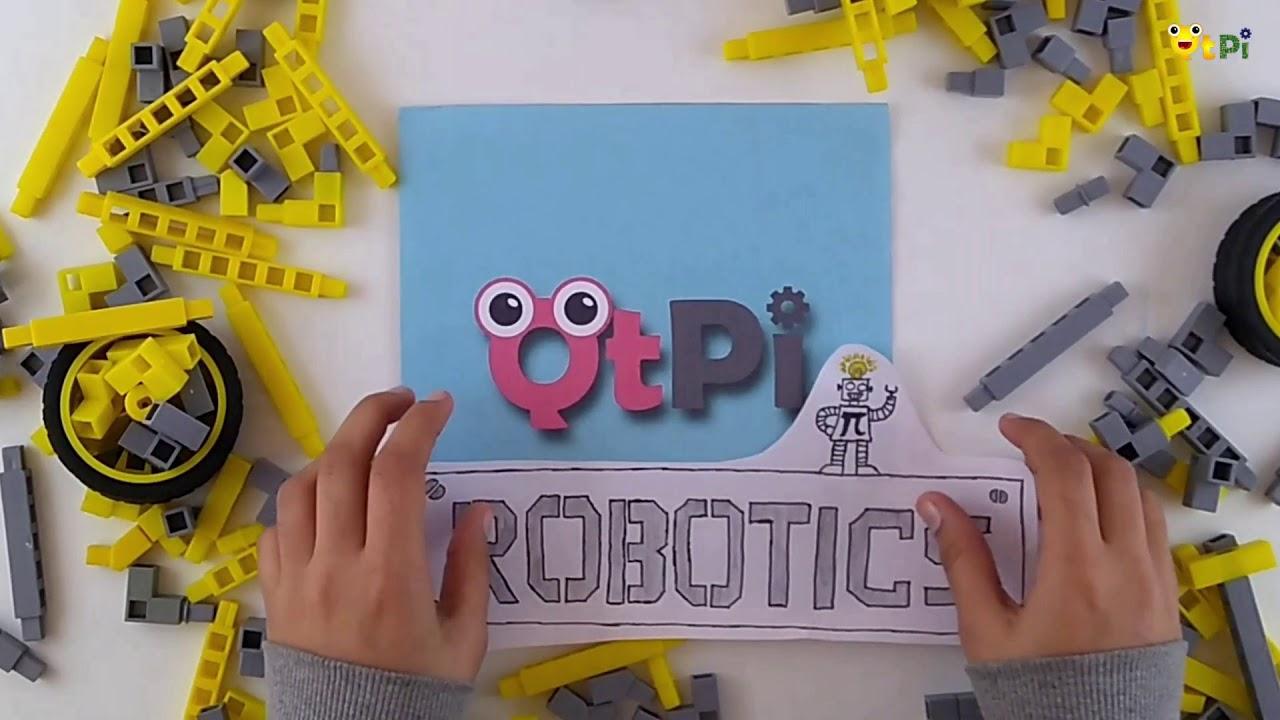 Qtpi Robotics Bangalore Tech Summit Spin 1 Youtube