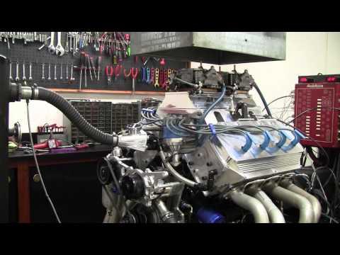 427 FORD PUMP GAS HEMI