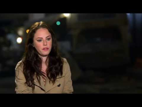 "Maze Runner: The Scorch Trials ""Teresa"" On Set Interview - Kaya Scodelario"