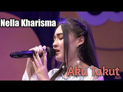 Nella Kharisma - Aku takut | Official Music | visualizer | koplo terbaru