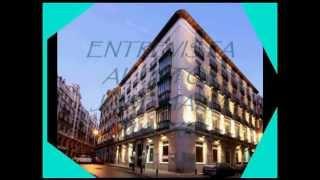 Vídeo de la entrevista al pintor José María Madrid en el Hotel Lusso Infantas de Madrid