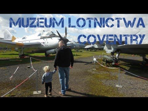 Z serii: miesiąc z Tatkiem - Muzeum Lotnictwa (Midland Air Museum)