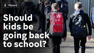 English primary schools reopening to be 'phased' amid UK coronavirus shutdown
