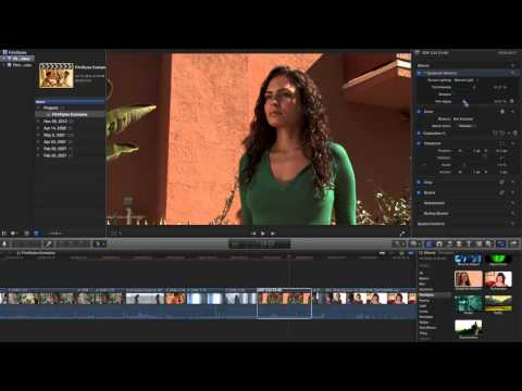 Make your video look like Spaghetti Western with this FCP X filter