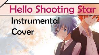 Gambar cover Ansatsu Kyoushitsu ED / moumoon 「Hello, shooting-star」 暗殺教室 ED (Cover) 『 KanaChi & Hereson 』