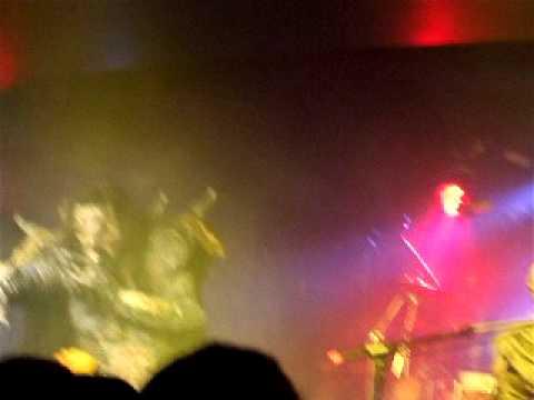 Lordi  Would you love a monsterman  live @ Apollo Turku 12.11.2010