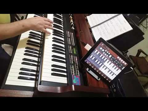 Demo Pocket Organ C3B3 (iPad2 - ZéOsório)