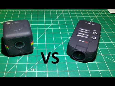 THS - Foxeer Legend 1 VS Polaroid Cube Plus +