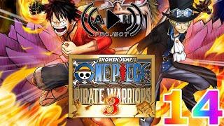 Full Fight - Luffy VS Gecko Moria - One Piece  #14 || adostres