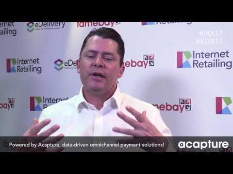 Interview: Dinpay, Duncan McNab, Managing Director, DDBill Europe - IRX17