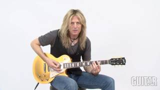 Check out http://www.guitarworld.com/whitesnake-s-doug-aldrich-love-will-set-you-free-and-slow-easy-video-lesson for the rest of this exclusive guitar world ...