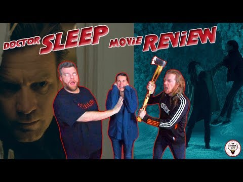 """Doctor Sleep"" 2019 Stephen King Movie Review - The Horror Show"