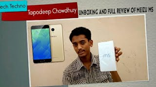 Meizu M5 (In Hindi)  Unboxing And Review.. Worth the Price?   A Substitute Of Xiaomi...