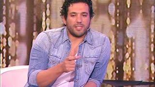 رزان مغربي لحسن الرداد: