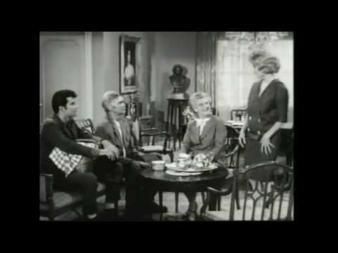 Eleanor Audley in The Beverly Hillbillies  Jethro Goes to School 1962