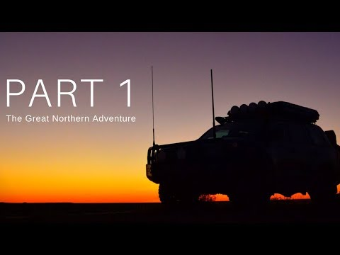The KIMBERLEY - The Great Northern Adventure EPISODE ONE