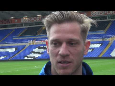 Interview | Michael Morrison on battling Blues | Birmingham City 2-0 Huddersfield Town