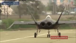 إيران تعرض طائرة من الجيل الخامس.. والخبراء يشككون