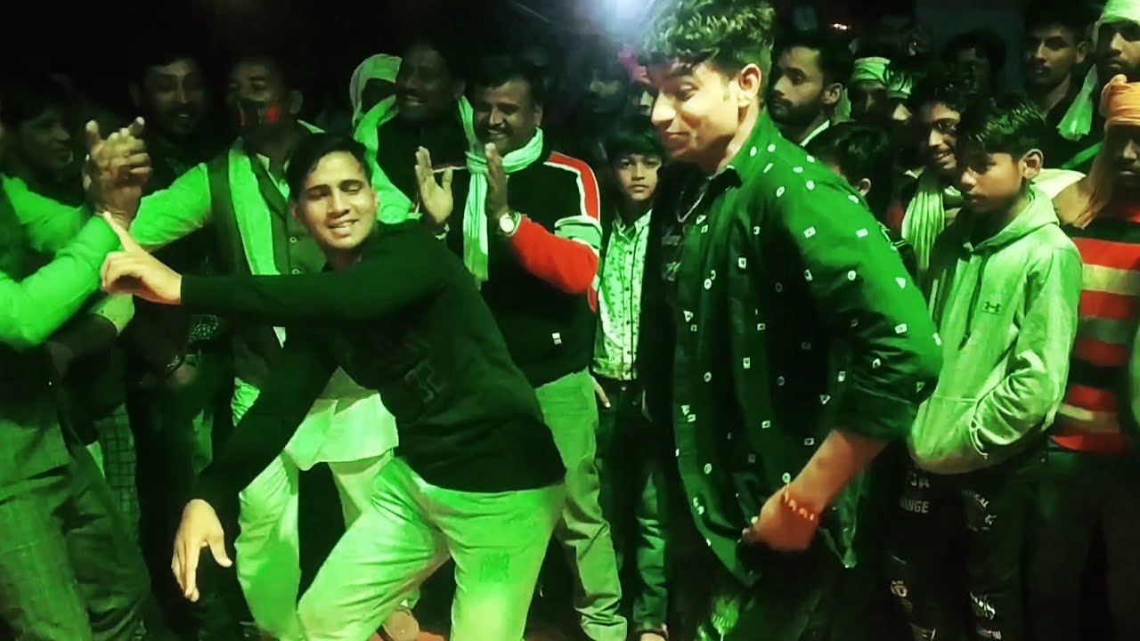 भरतपुर के इस लड़के ने किया शानदार डांस शादी में Part - 2 - dj haryanvi song - sapna - Kasana sangeet🔥