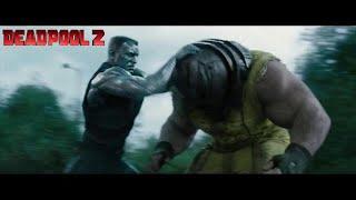 Deadpool 2 - Colossus Vs Juggernaut (Full Fight Scene) HD