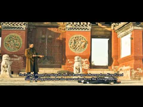 MIFF Interview with Jia Zhangke & Zhao Tao (A Touch of Sin)