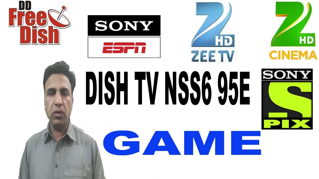 How to change डिश गेम ओवर सोनी ऐस्पन dishtv channel security sony espn sony  pix zeetv hd zee cinema
