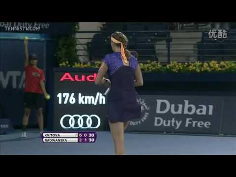 Agnieszka Radwanska vs Petra Kvitova   2014 WTA Finals Highlights from YouTube · Duration:  3 minutes 8 seconds