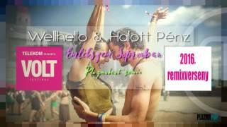 Wellhello x Halott Pénz - Emlékszem, Sopronban (Plazmabeat remix)